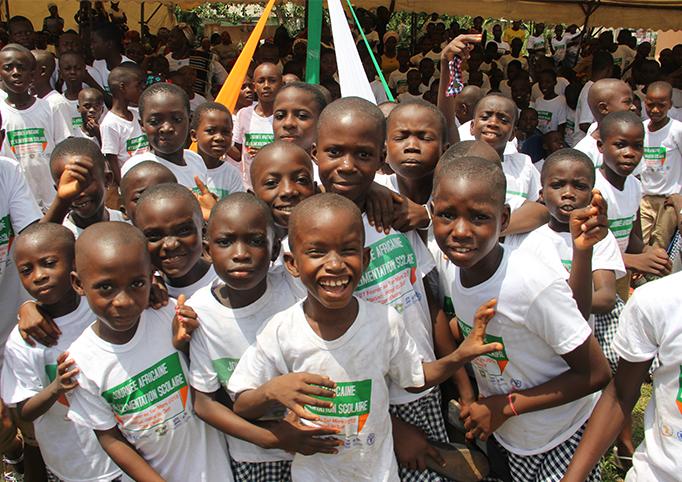 Reserve a data: Dia Africano da Alimentação Escolar
