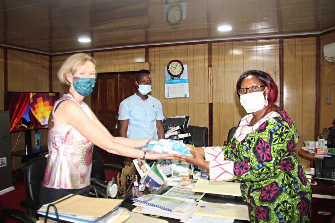 Com apoio do WFP, Brasil faz doação humanitária a Serra Leoa