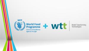 Centro de Excelência do WFP e WTT firmam parceria na área de inovação