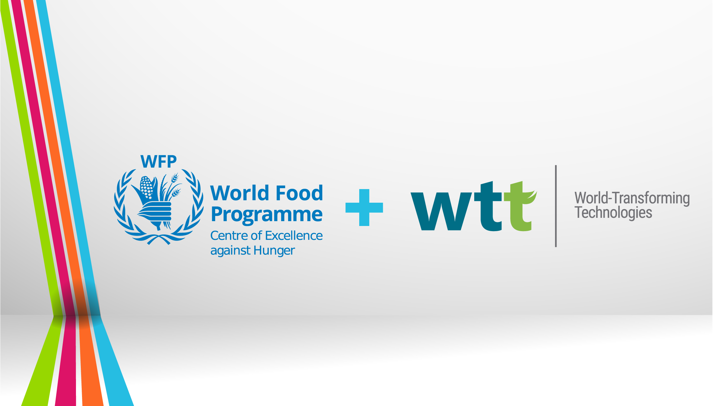 WFP Centre of Excellence in Brazil and WTT form partnership to promote innovation