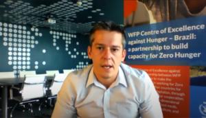 Centro de Excelência do WFP participa de série de aulas sobre como acabar com a fome por meio da moda