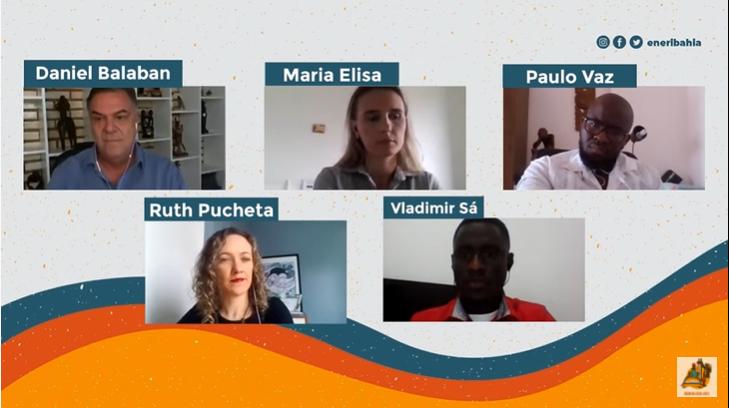 WFP participa de encontro com estudantes de Relações Internacionais