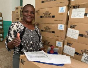 Com apoio do WFP, Brasil faz doação humanitária ao Haiti