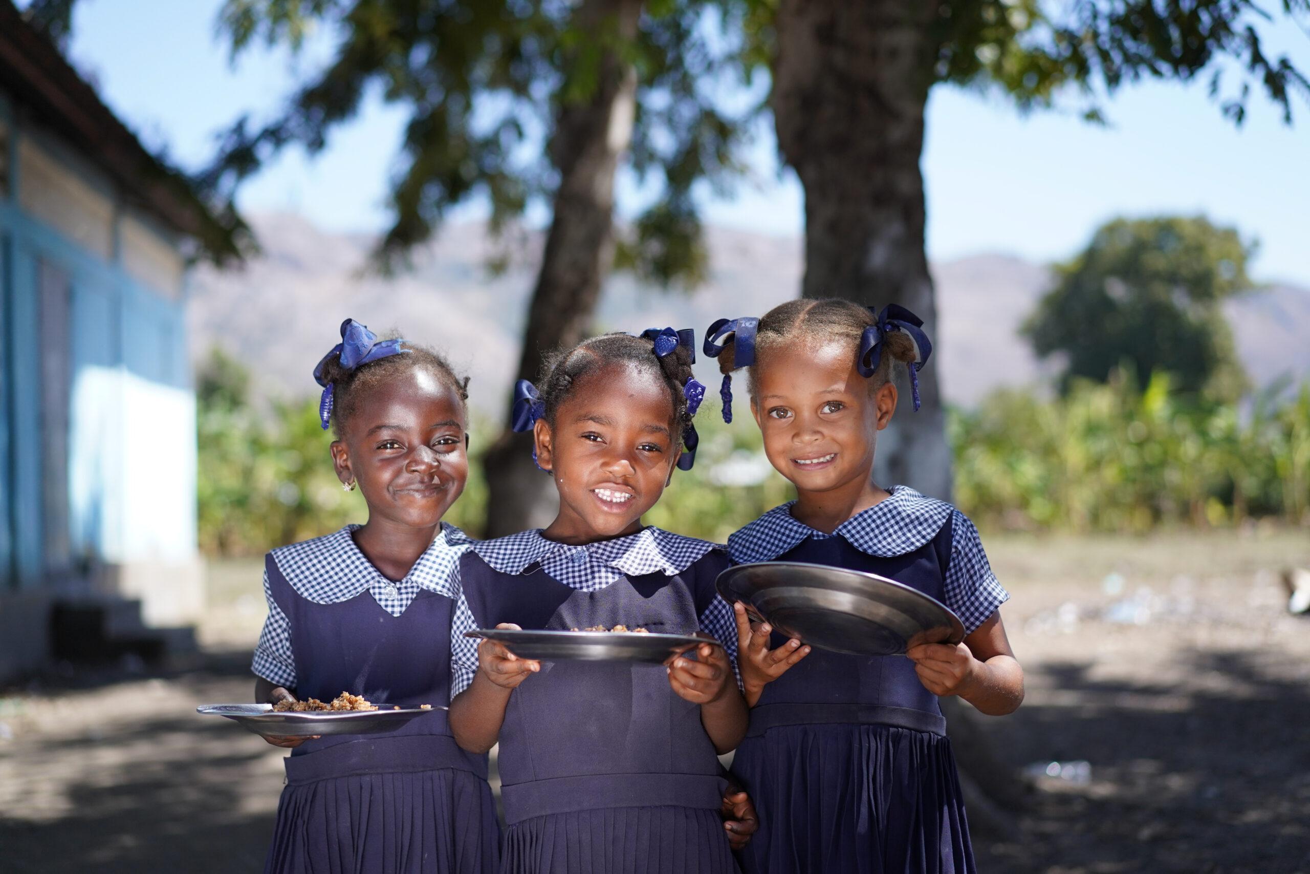 Centro de Excelência do WFP participa de lançamento do consórcio global de alimentação escolar