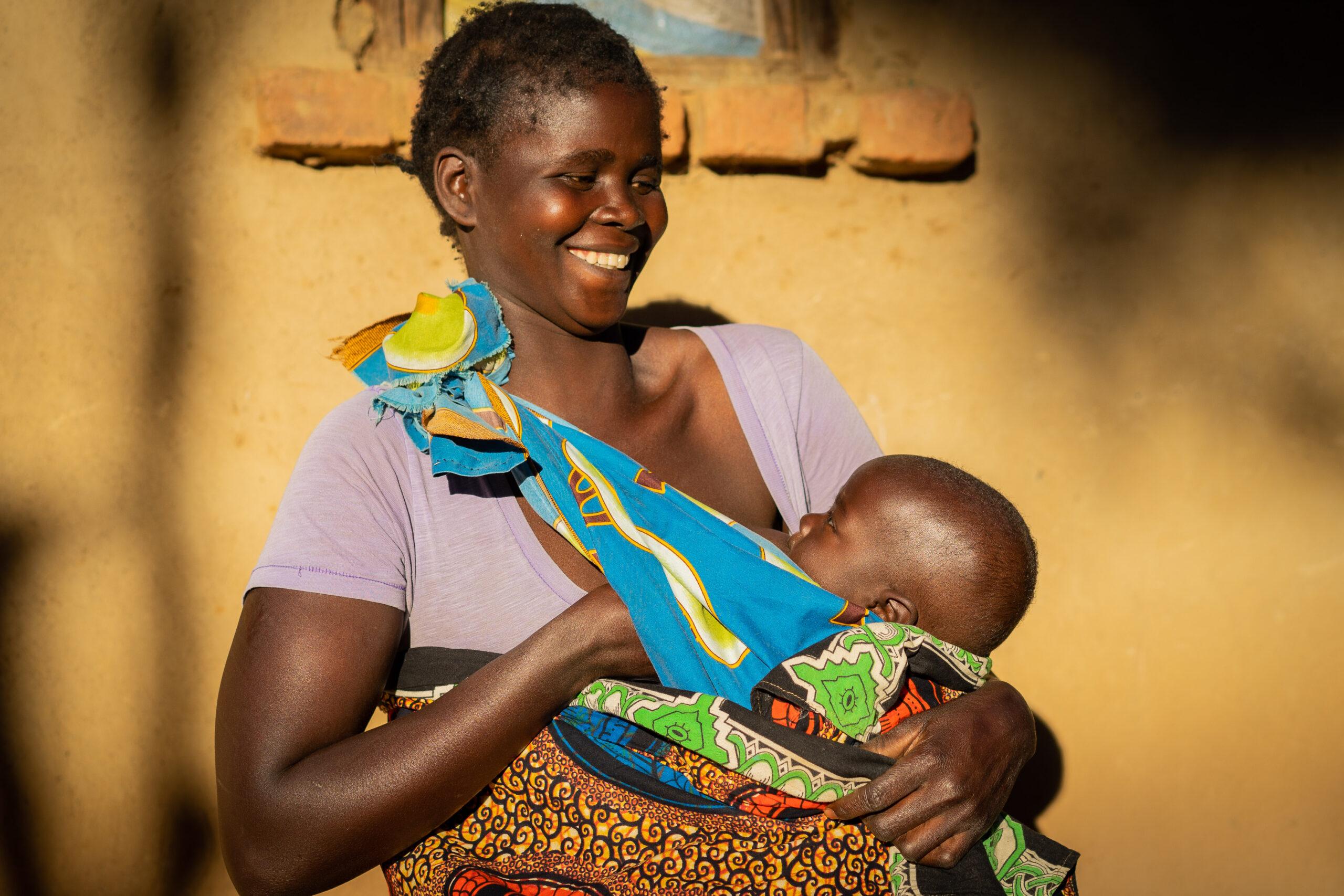 Aleitamento materno: saúde para a mãe e para o bebê