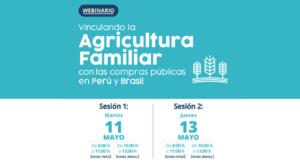 Anote na agenda: seminário discute compras locais para alimentação escolar no Brasil e no Peru