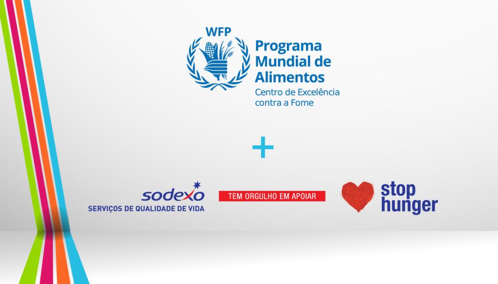 Centro de Excelência do WFP e Instituto Stop Hunger firmam parceria no Brasil
