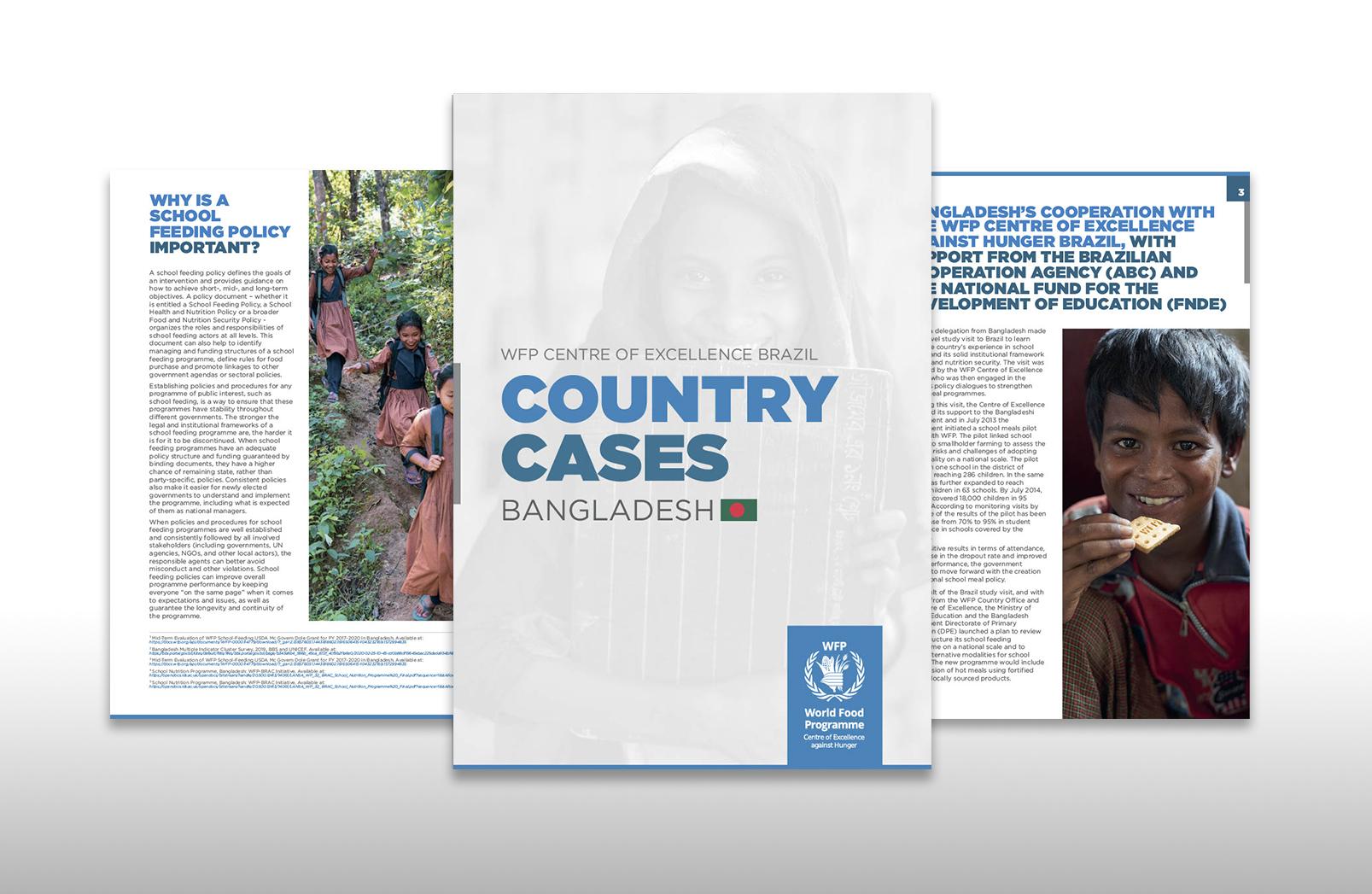 Experiências de países: Bangladesh