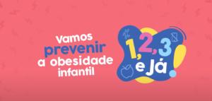 WFP apoia campanha nacional de prevenção à Obesidade Infantil