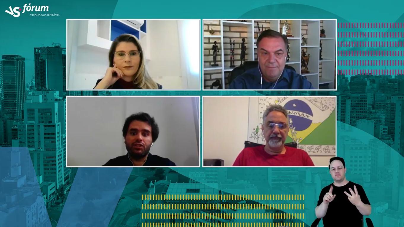 WFP participa de debate sobre insegurança alimentar durante Virada Sustentável