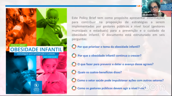 Childhood Obesity: opportunities for health promotion at the local level