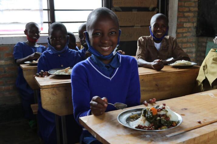 Alimentação escolar: criando uma coalizão global para a saúde de crianças em idade escolar